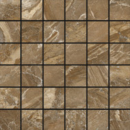 "Arizona Tile Dome Brown 2"" x 2"" Mosaico"