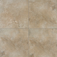 "Arizona Tile Kensington Brown 18"" x 18"" Porcelain"