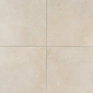 "Arizona Tile Kensington Ivory 18"" x 18"" Porcelain"