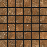"Arizona Tile Dome Rust 2"" x 2"" Mosaico"