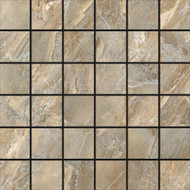 "Arizona Tile Dome Walnut 2"" x 2"" Mosaico"
