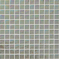 "Arizona Tile Reflections Pearl 1""x 1"" Glass Tile"