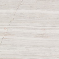 "Arizona Tile Limestone Silver Beige Honed Vein Cut 18"" x 18"""