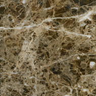 "Arizona Tile Marble Emperador Dark 12"" x 12"""