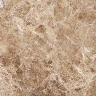 "Arizona Tile Marble Emperador Spanish Light 12"" x 12"""