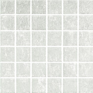 "Eleganza Tile Metallic Arctic 2"" x 2"" Glass Mosaic"