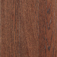 """Mullican Williamsburg Wire Brushed Plank Oak Cappuccino 4"""" Solid Hardwood 18216"""