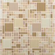 Daltile Circuit CT22 Adagio 12x12 Glass Mosaic Tile