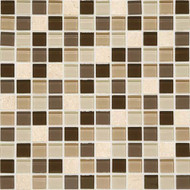 Daltile Mosaic Traditions BP96 Zen Escape 1x1 Mosaic