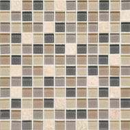 Daltile Mosaic Traditions BP99 Skyline 1x1 Mosaic