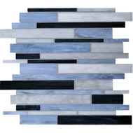 Daltile Serenade F187 Motor City Random Random Interlocking