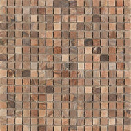 Interceramic Interglass Pearl Capuccino Mosaic