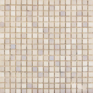 Interceramic Interglass Pearl Ivory Mosaic