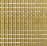 "Interceramic Interglass Shimmer Wheat 3"" x 6"" Tile"