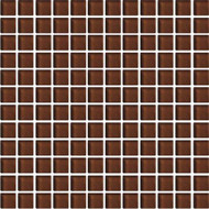 Daltile Color Wave 1x1 Classic Solids CW11 ROOT BEER