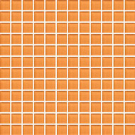 Daltile Color Wave 1x1 Vibrant Solids CW29 RUSSET ORANGE