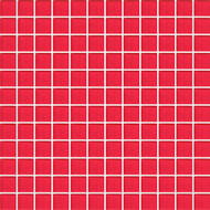 Daltile Color Wave 1x1 Vibrant Solids CW30 RED HOT
