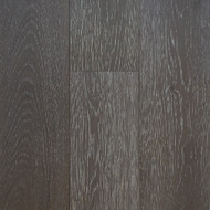 "Carlton Hardwood Mandalay Crescent Brushed European Oak 6 1/2"" MDL-CRS"