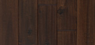 Elegance Solids Exotic Handscraped Exotic Walnut Acacia 4.75""