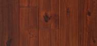 Elegance Solids Exotic Handscraped Exotic Mahogany Acacia 4.75""