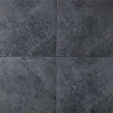 "Daltile Continental Slate Asian Black 18"" x 18"""