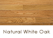 "Somerset Hardwood High Gloss Natural White Oak 2.25"" Solid"