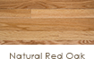 "Somerset Hardwood High Gloss Natural Red Oak 3.25"" Solid"