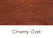 "Somerset Hardwood High Gloss Cherry Oak 3.25"" Solid"