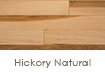 "Somerset Hardwood Specialty Natural Hickory 5"" Eng Solid Plus"