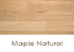 "Somerset Hardwood Specialty Maple Natural 5"" Eng Solid Plus"