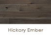 """Somerset Hardwood Character Hickory Ember 5"""" Eng Solid Plus"""