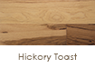 "Somerset Hardwood Wide Plank Hickory Toast 6"" Eng Solid Plus"