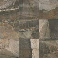 "Daltile Porada Rich Brown 13"" x 13"" PR32-13131P6"