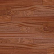 "Lauzon International Series African Sapele Natural 3.25"" Engineered Hardwood Pure Genius SA03M125VPG"