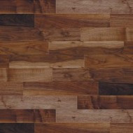 "Lauzon International Series Black Walnut Natural 3.25"" Engineered Hardwood Pure Genius BW03S125VPG"