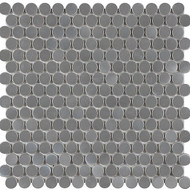 Anatolia Stainless Steel Penny Round Mosaic 3/4""