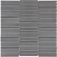 Anatolia Stainless Steel Random Stacked Mosaic