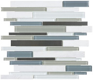 Anatolia Stainless/Glass/Stone Nordic Storm Linear