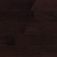 Mercier Red Oak Chocolate Brown Satin Design LOC