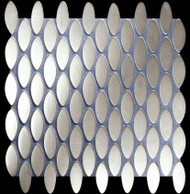 "Sicis Metallismo Smooth 2"" Oval Mosaic"