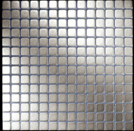 "Sicis Metallismo Smooth 3/4"" x 3/4"" Mosaic"