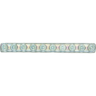 Daltile Cristallo Glass Aquamarine Bead