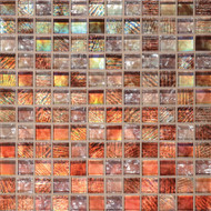 Daltile Soiree Glass Antigua Mosaic