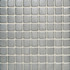 "Daltile Metallica Brushed Stainless Steel Mosaic 1"" x 1"""