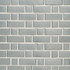 Daltile Metallica Brushed Stainless Steel Small Basketweave