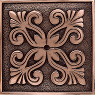 Daltile Massalia Copper Frieze Tile