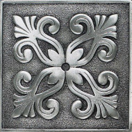 Daltile Massalia Pewter Frieze Tile