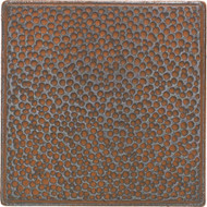 Daltile Castle Metals Wrought Iron Hammered Insert