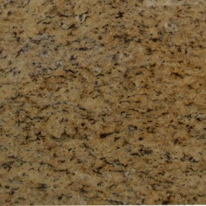 "Interceramic Granite Giallo Ornamental Polished 12"" X 12"""