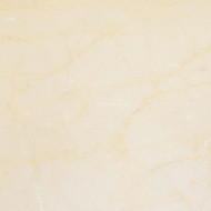 "Interceramic Marble Crema Marfil Select Polished 12"" x 12"""